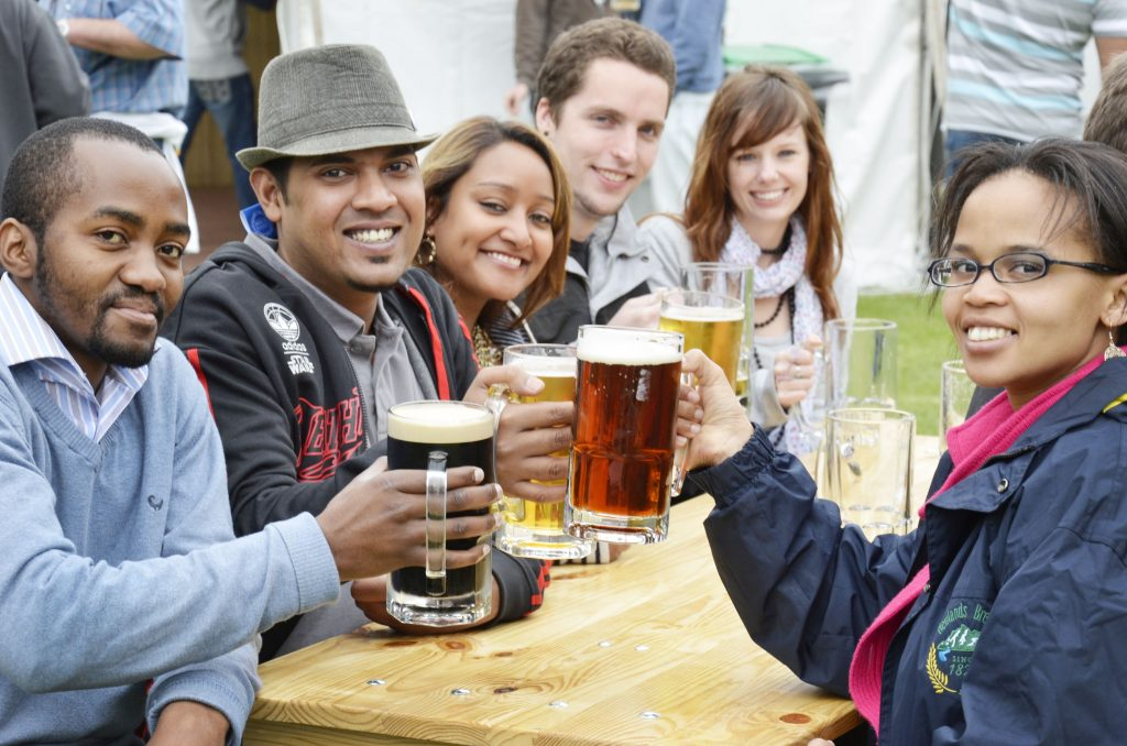 Newlands Brewery Tour with free beer