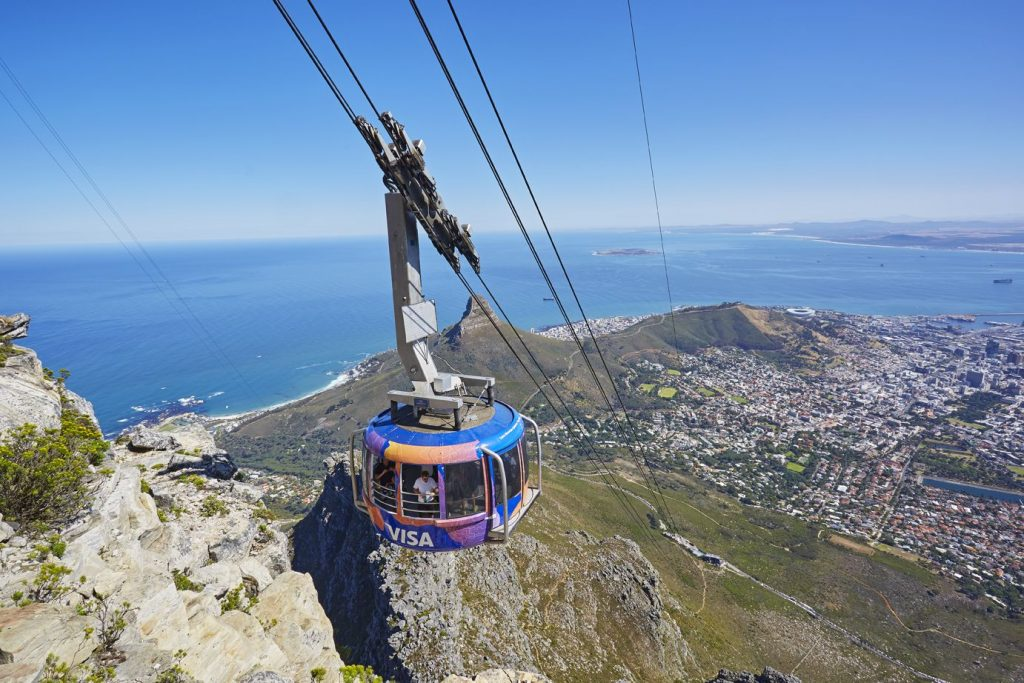 Table Mountain Aerial Cableway Tickets