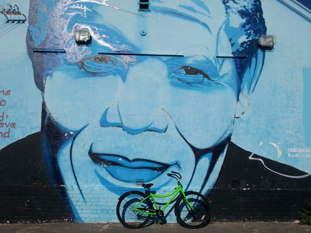 Bike Art Tour Cape Town