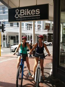 Bicycle Food Tour Cape Town