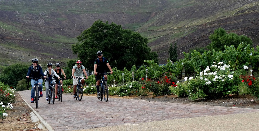 Winelands Cycle Tour