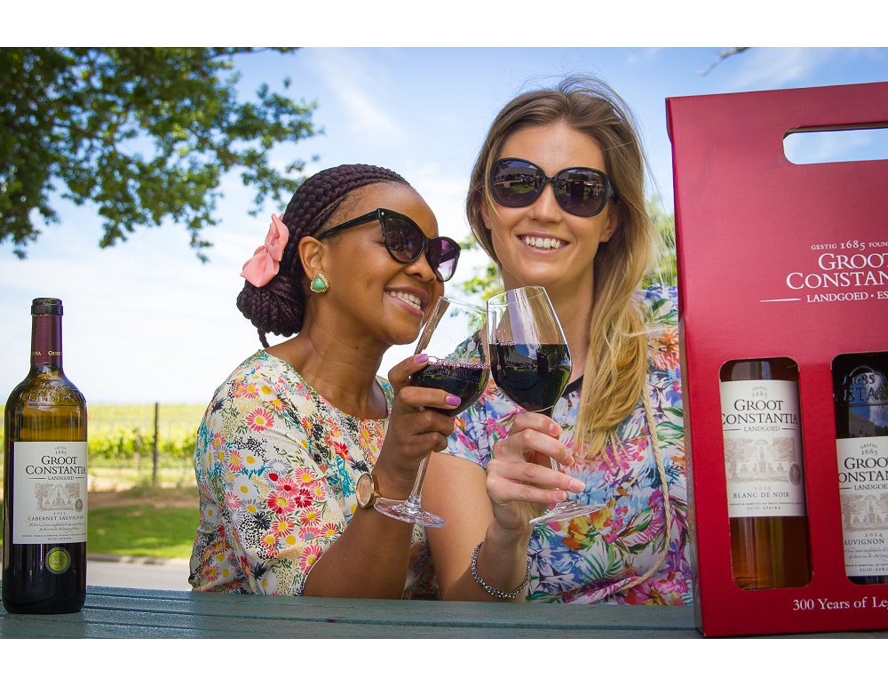 Groot Constantia Wine Tasting and Tour
