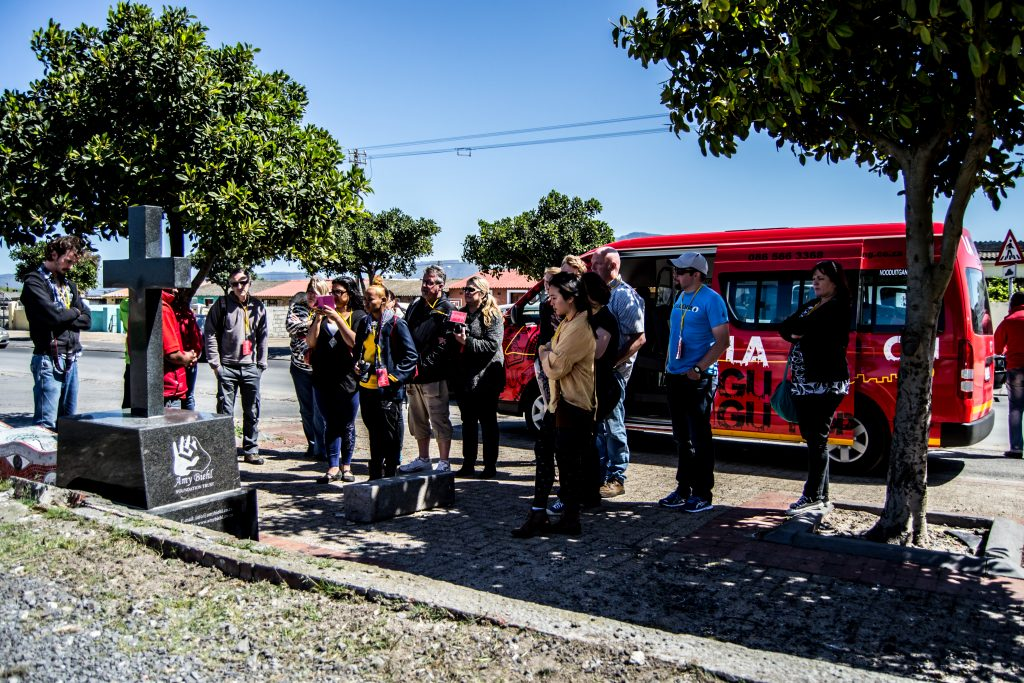 Township tour in Cape Town South Africa
