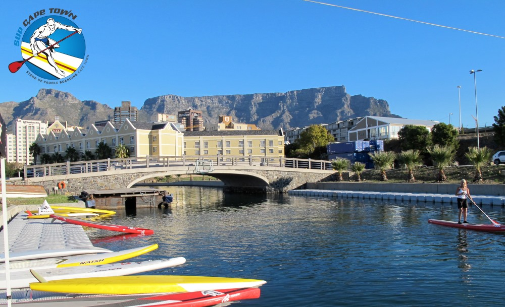 Stand Up Paddle Boarding Cape Town