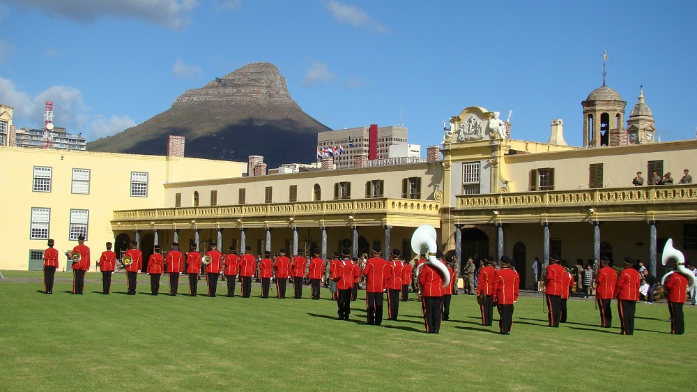 Castle of Good Hope Tour