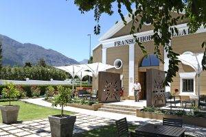 The Franschhoek Cellar Cheese & Wine Pairing