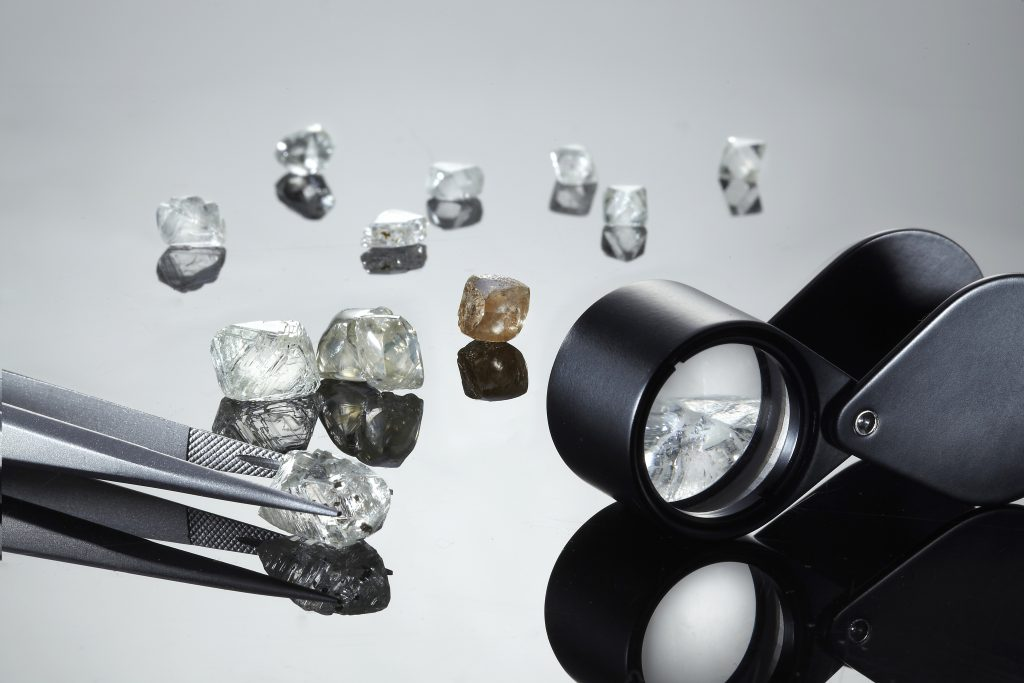 The Diamond Gallery Guided Tour