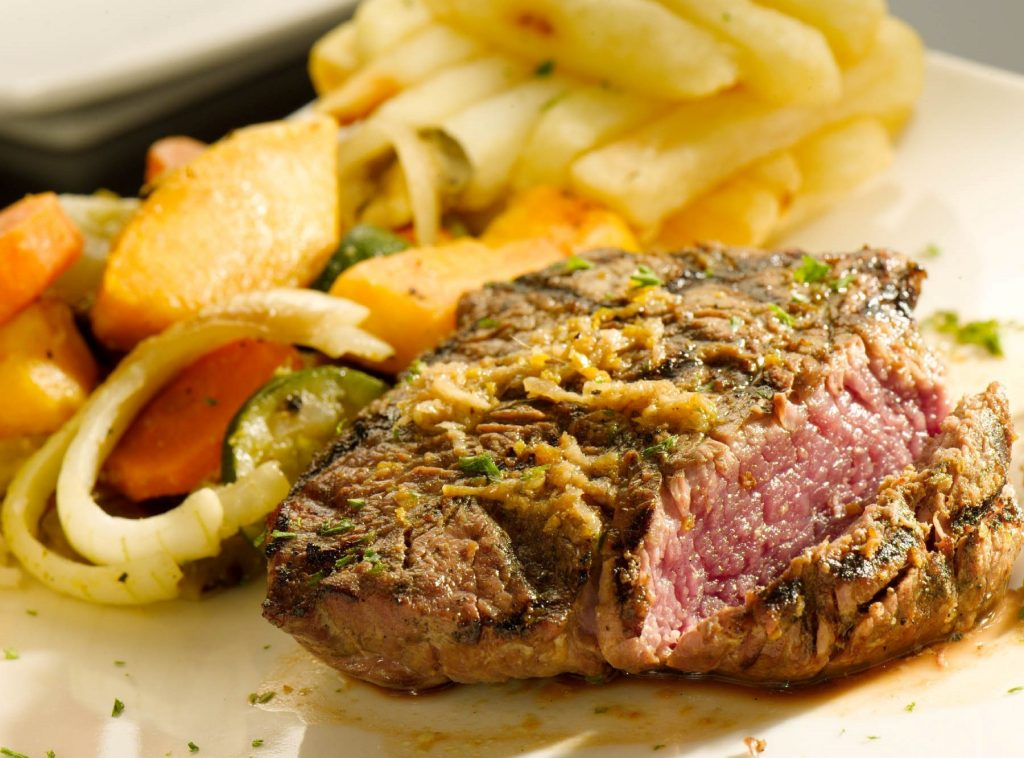 City Grill Steakhouse 15% discount special