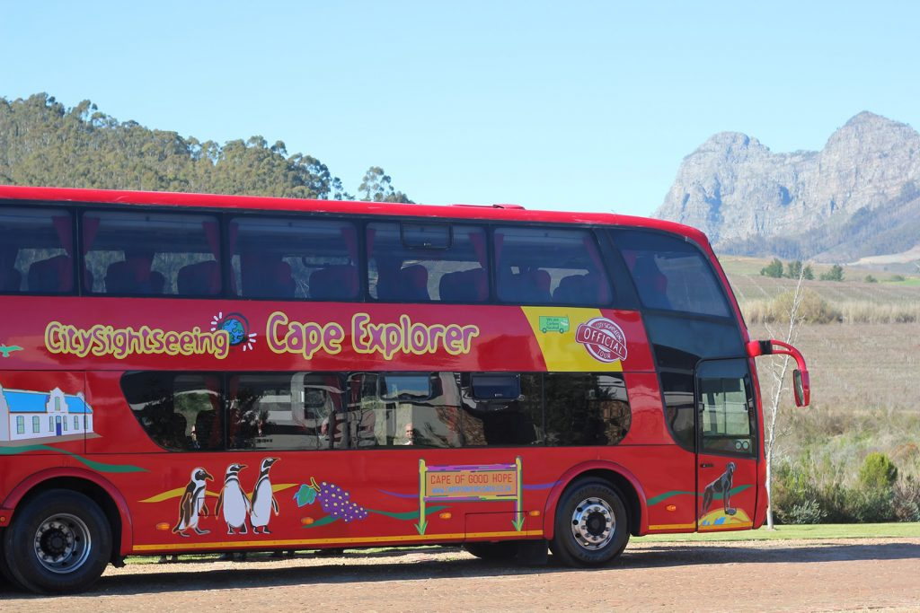 Cape Explorer Wine Tour Full-Day Excursion