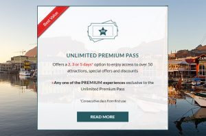 Premium Unlimited City Pass