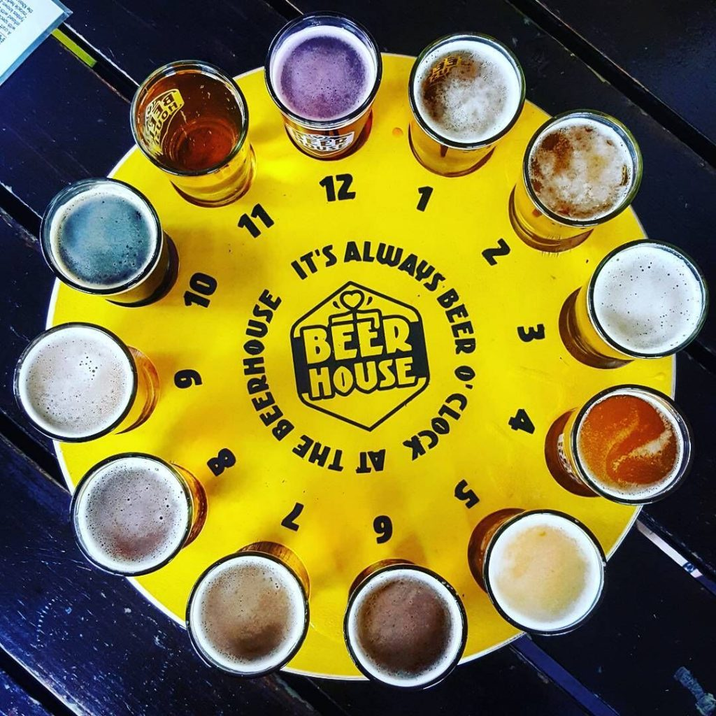 Beerhouse Tasting Cape Town