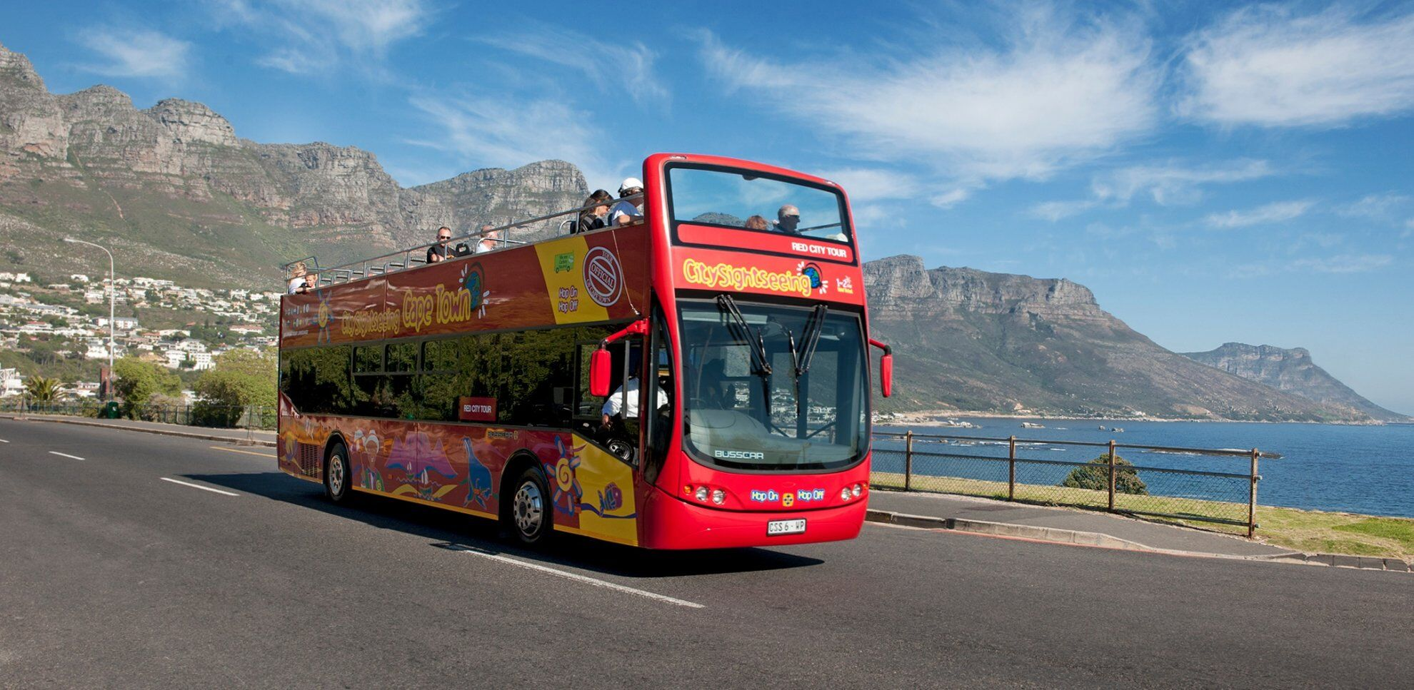 City Sightseeing Hop On Hop Off Bus Routes | iVenture City Pass