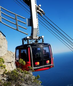 Table Mountain Attraction in Cape Town