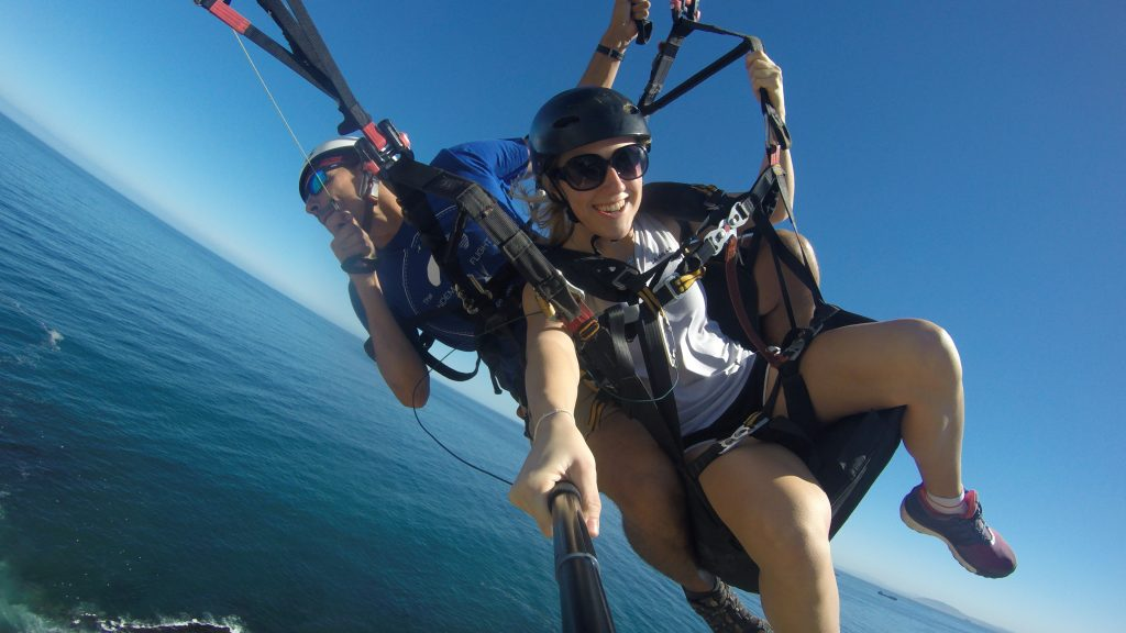 Paraglide in Cape Town