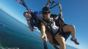 Paraglide in Cape Town- Tandem Flight Co.