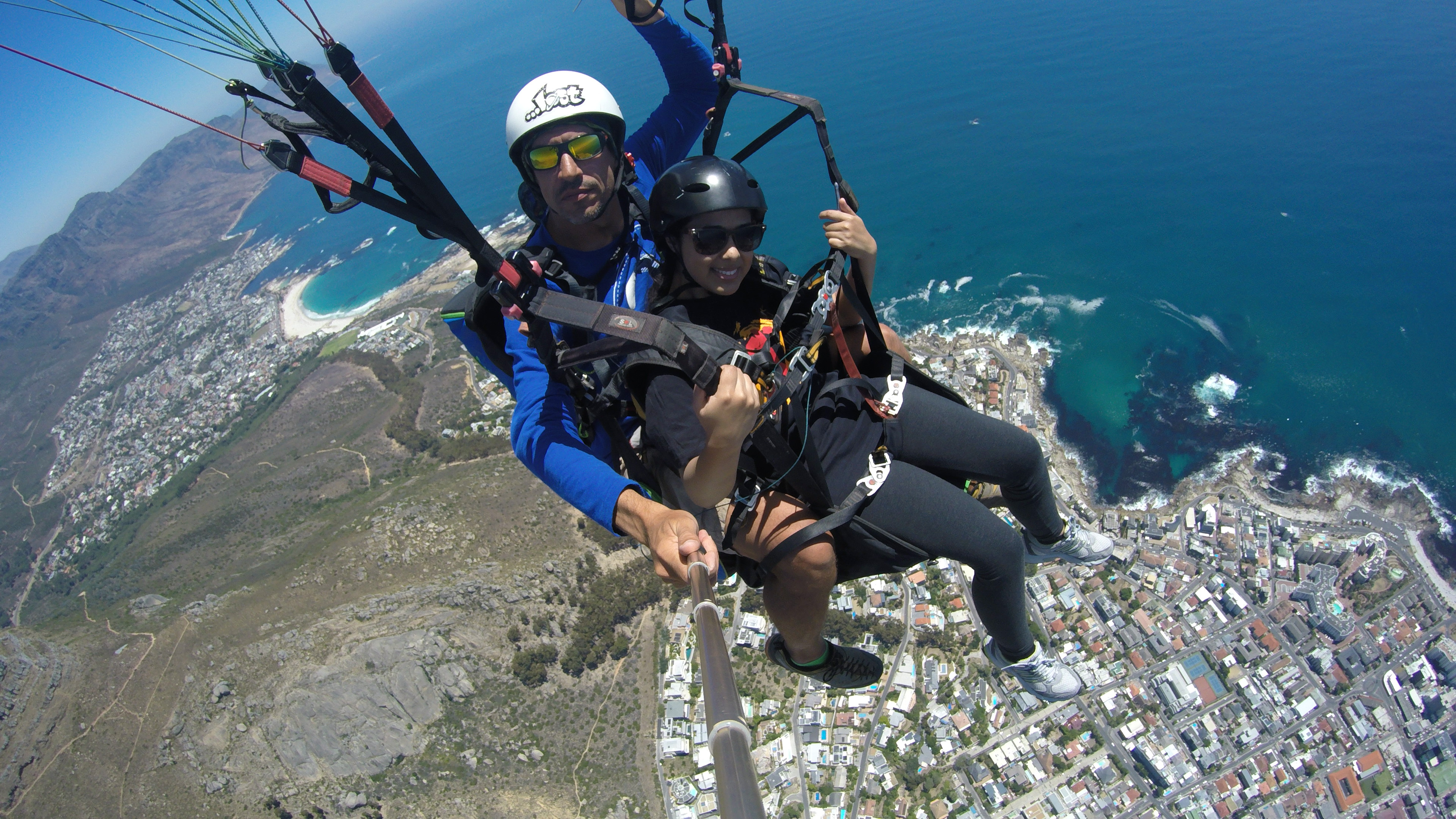 Tandem Flight Co    Paraglide in Cape Town   Official City Pass