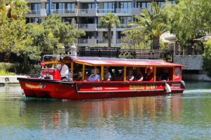 canal cruise cape town