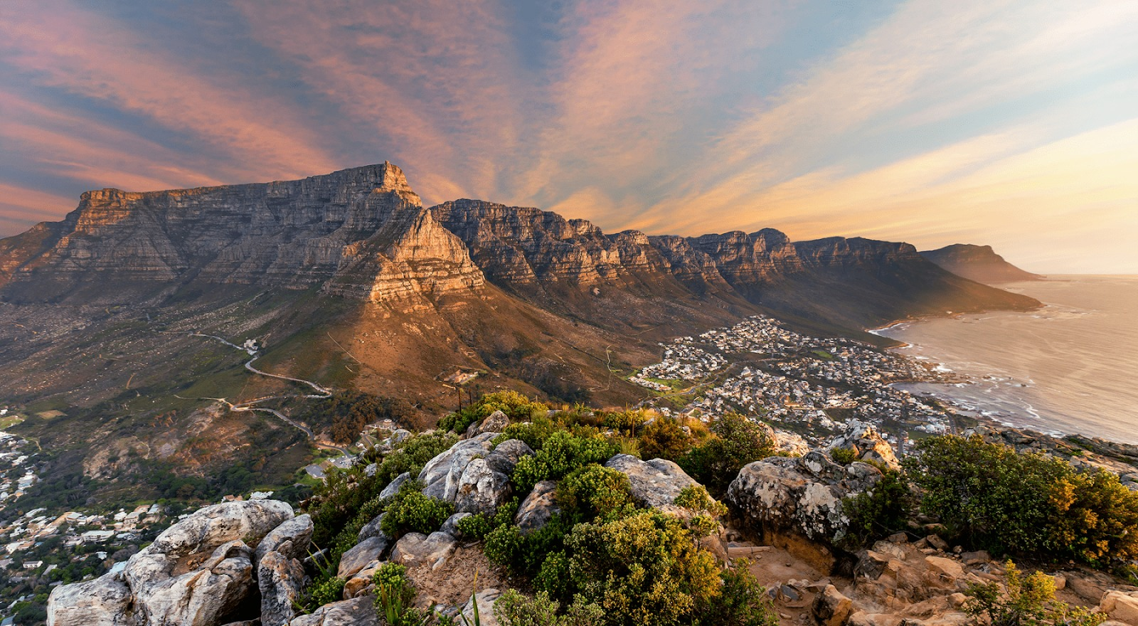 Everything You Need to Know about Table Mountain